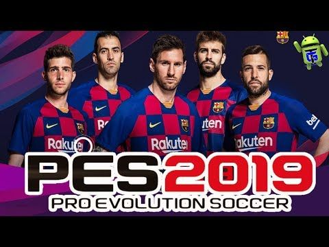 v3 3 1] PES 2019 Mobile PATCH Barcelona Update Kits 2020