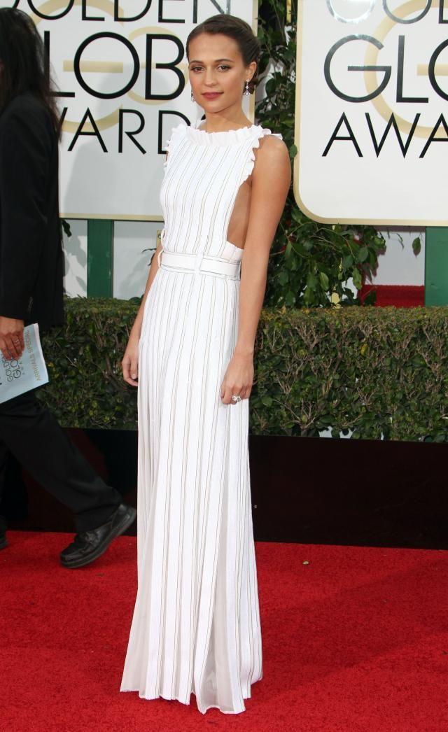 Les 10 plus belles robes du tapis rouge des Golden Globes 2016 | NIGHTLIFE.CA