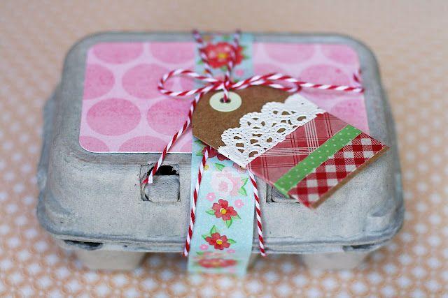 Darling Cupcake Packaging!
