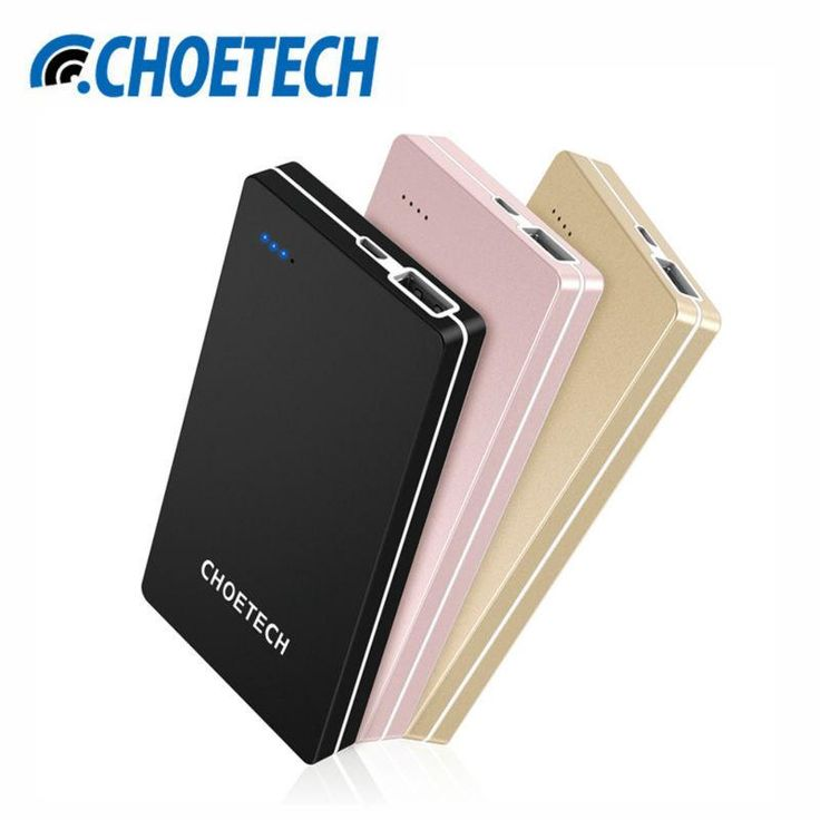 Power Bank 10000mAh. Power Bank 10000mAh for iPhone CHOETECH External Battery Portable Mobile Phone Charger Powerbank for Samsung Galaxy S8 PoverbankType: Emergency / PortableQuality Certification: CE,RoHS,MSDSBattery Type: Li-polymer BatteryChoetech Model: B620Weight: 222gBrand Name: CHOETECHOutput Interface: Single USBBattery Capacity(mAh): 9001-10000mAhIs LED Lamp Illumination: NoOutput: 5V/2.4ASupports Solar Energy: NoInput Interface: Micro USBSupport Quick...