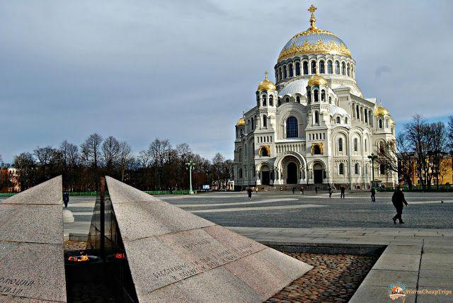 Kronstadt, la città fortezza di San Pietroburgo