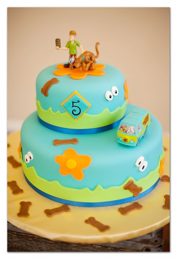 Mystery Machine Birthday Cake Asda