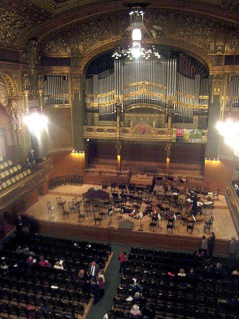 Liszt Academy of Music , Budapest, Hungary
