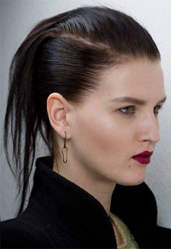 Ms de 25 ideas increbles sobre Peinados rockeros en Pinterest