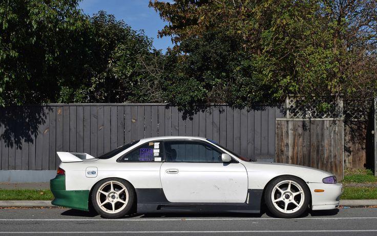 https://flic.kr/p/SSL5qE | 1994 Nissan Silvia | The Cars of Christchurch, New Zealand