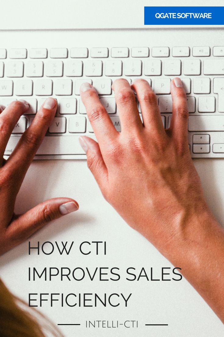 As a pre-sales consultant, my role often has me making and answering call from partners, customers and prospects related to on-going business QGate has with them. These are the main ways that Computer #Telephony Integration (#CTI) with #CRM helps with my day-to-day work.