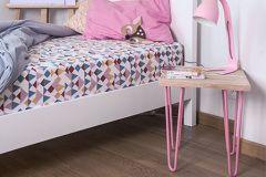 Hairpin legs et Pied de table pour personnaliser votre intérieur de façon originale et singulière. Pieds conçus et fabriqués en France dans notre atelier.