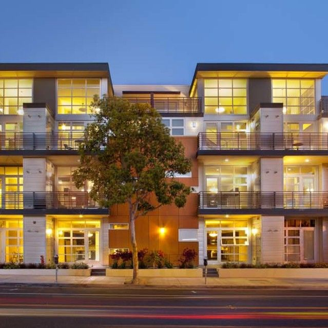 Santa Monica Apartments Bixby Home Santa Monica Apartment Los Angeles Apartments Apartment Exterior