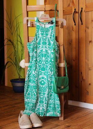 Kupuj mé předměty na #vinted http://www.vinted.cz/damske-obleceni/mini-saty/16722120-zeleno-bile-saty-se-vzory