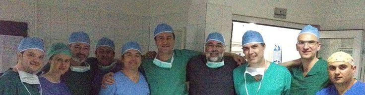 Στις 29/5,από τις 7 το πρωί έως τις 7 το απόγευμα τρέξαμε για την πρώτη συνάντηση με θέμα τα δύσκολα χειρουργεία της ουρήθρας. Τα καταφέραμε!