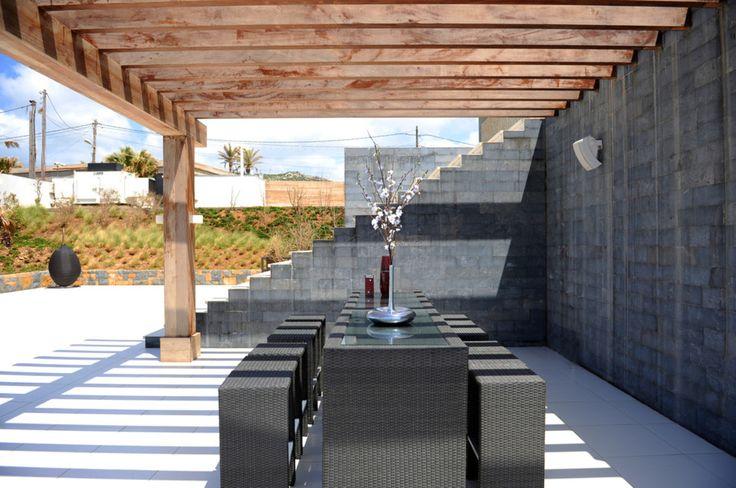 modern patio design - Google Search