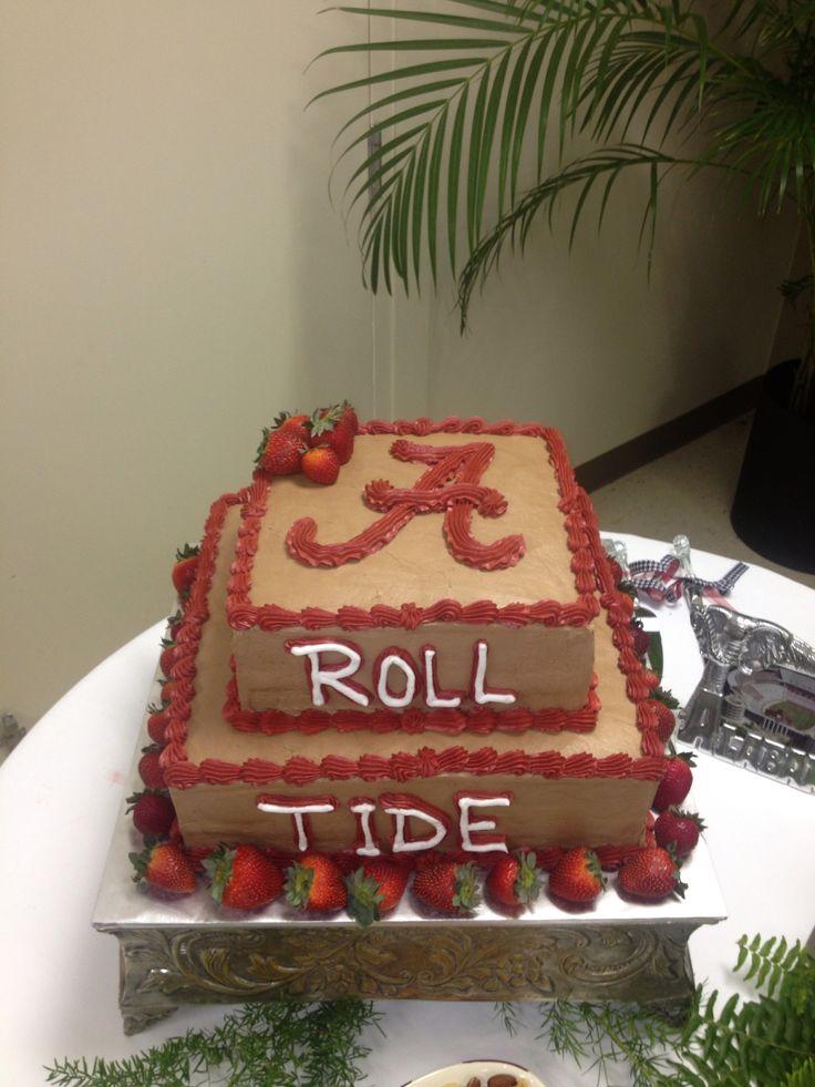 Alabama Chocolate Groom S Cake Wedding Cakes Pinterest