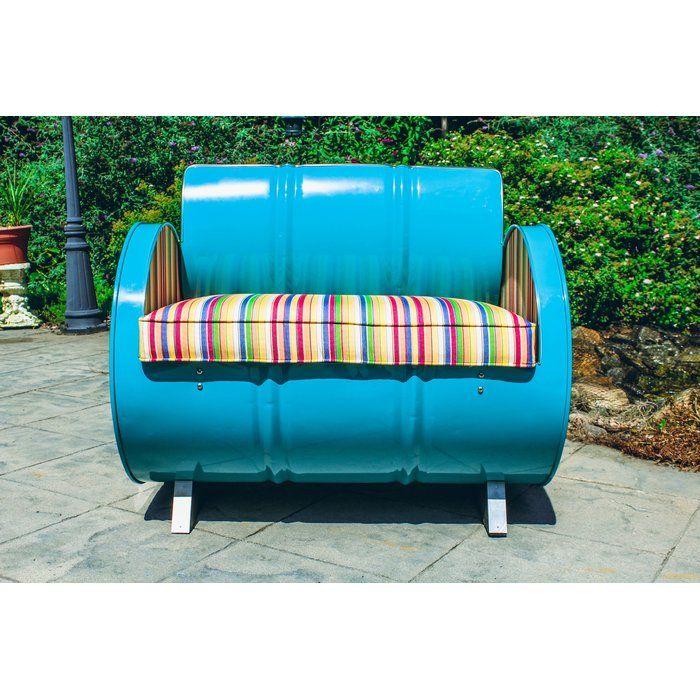 Karolina 6 Piece Conversation Set with Sunbrella Cushions