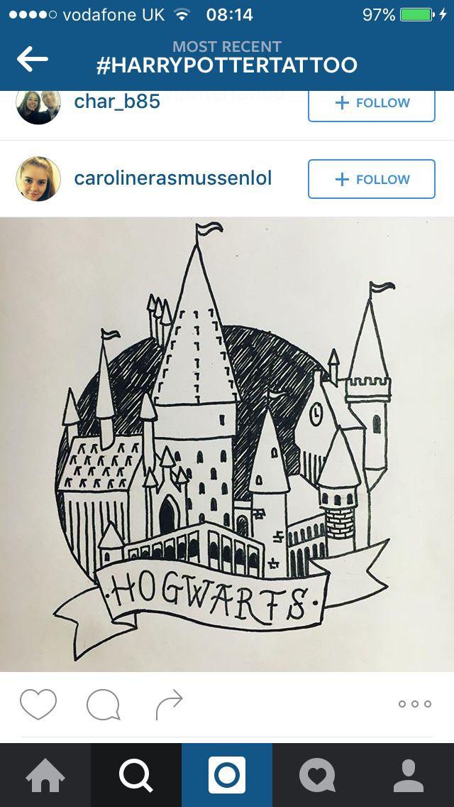 Instagram Jaw Tattoos