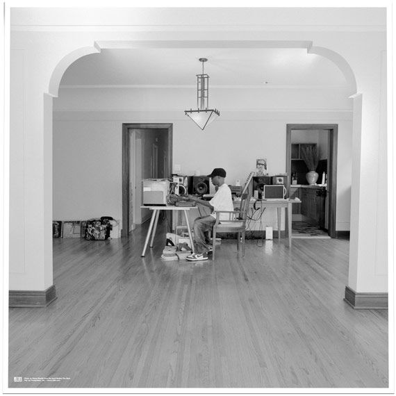 J-Dilla: Behind the Beat. Dilla working on his album The Shining shot by Raph Rashid. This is Hip hop.