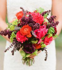 Le bouquet de la mariée !   Lyloo & Maloé