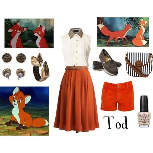 Disney inspired outfits | I would be an emotional wreck just wearing this and thinking about the movie.