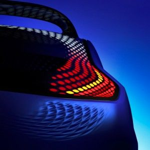 Concept car by Ross Lovegrove  for Renault