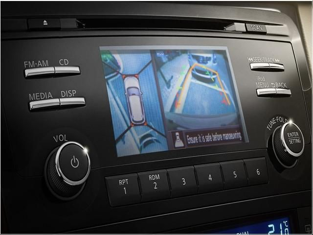 Around View Monitor Nissan X-Trail Mobil SUV Tangguh dan Sporty Terbaik