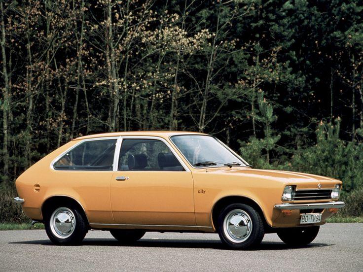 Opel Kadett City - 1975