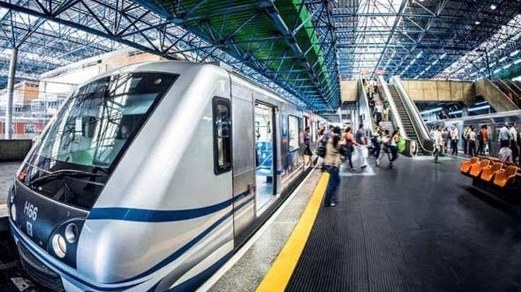 Metrô de São Paulo Metrô e CPTM vão entrar em greve em São Paulo