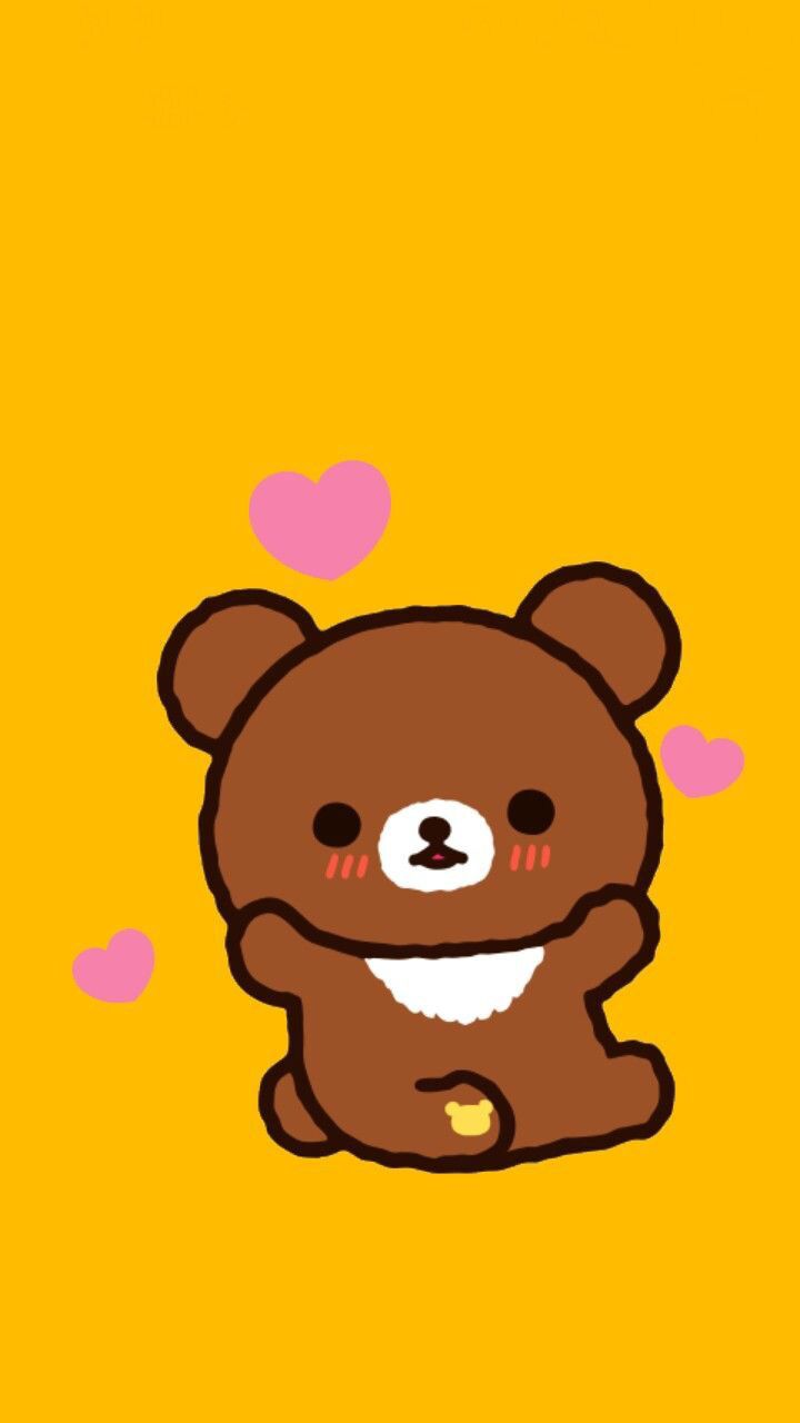 Pin by Fish Yu on Rilakkuma (With images) Kawaii