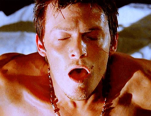 Rare Steamy Pics Of Norman Reedus (Daryl Dixon from The Walking Dead)