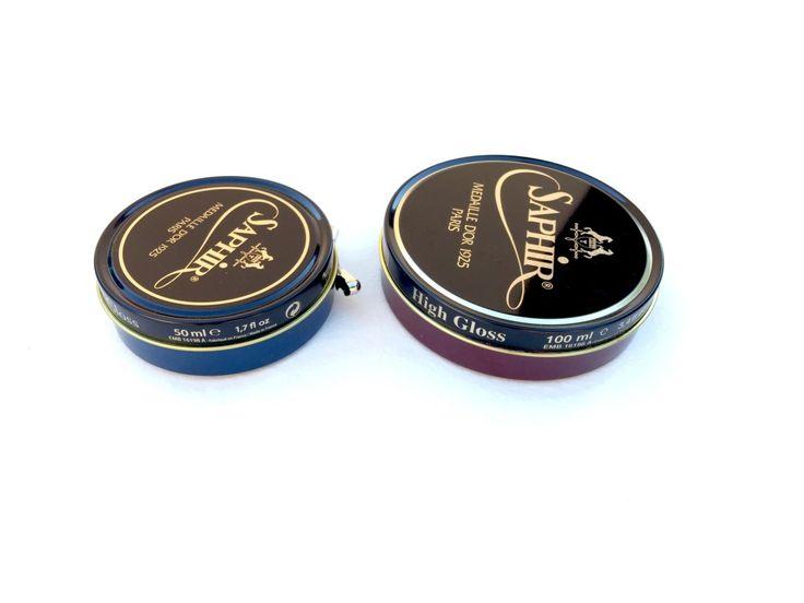 Vosk SAPHIR - Navy Blue (50 ml), Burgundy (100 ml)