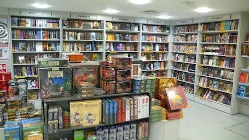Forbidden Planet, la tienda de cómics más grande de Londres | DolceCity.com