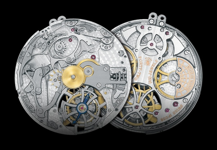 RD08  Minute Repeater and Flying Tourbillon