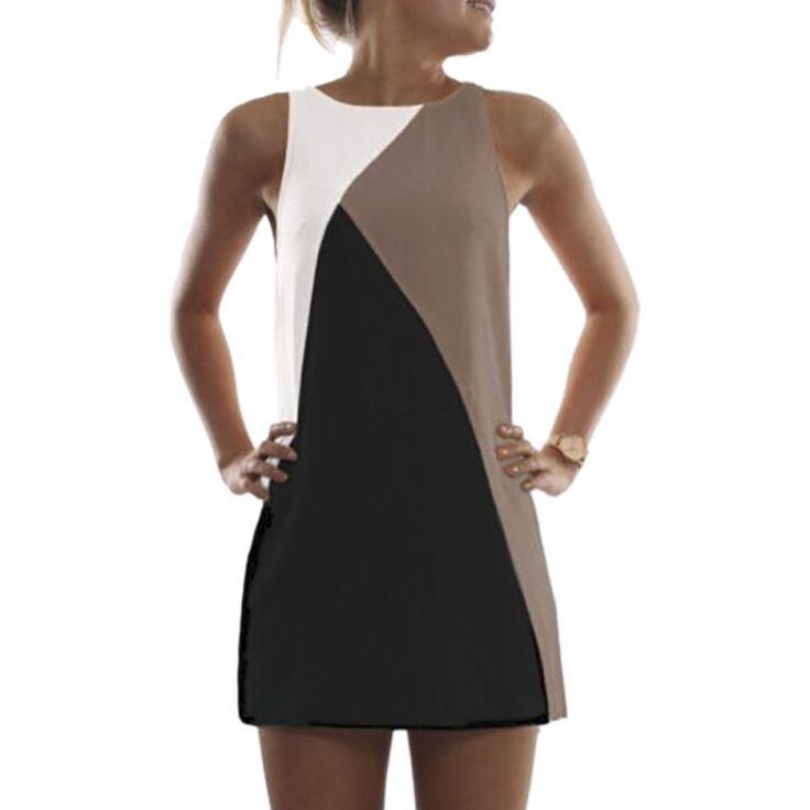 Aliexpress.com: Comprar Verano mujer Casual Camiseta Sin Mangas Beach Party…