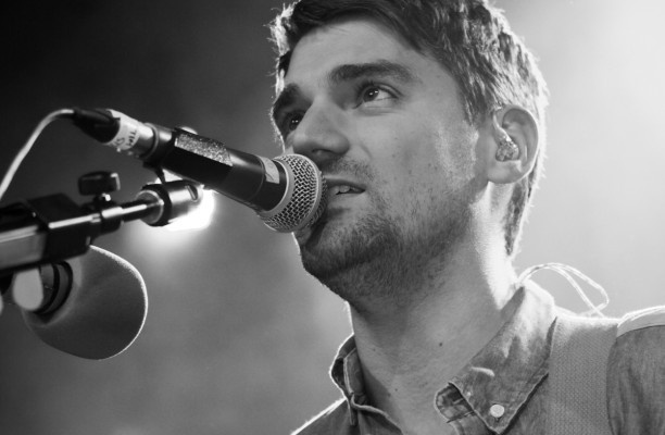 Hey Rosetta! Played the first ever show in Western's Mustang Lounge on Thursday.