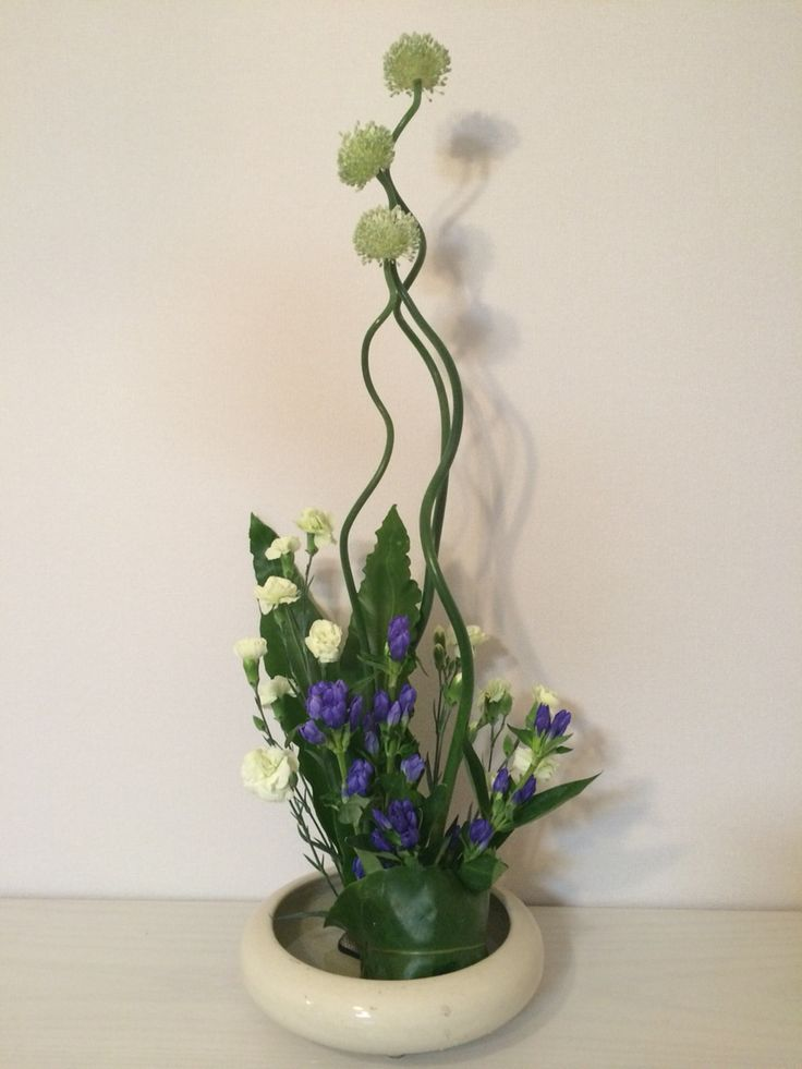 Ikebana at home