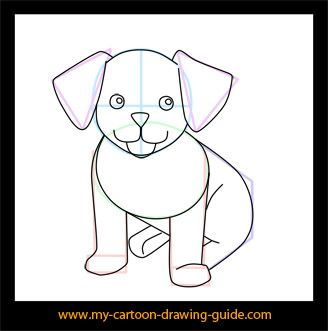 16 best hunde images on pinterest draw dogs and dog drawings learn how to draw dog cartoons in this easy step by step tutorial ccuart Image collections