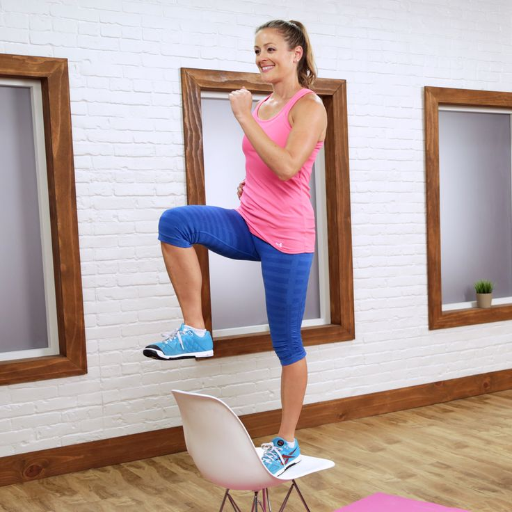 Backed by Science, This Workout Will Get You Fit in 7 Minutes