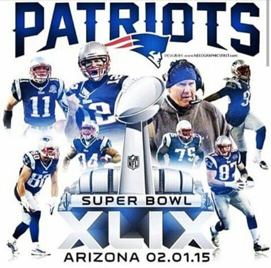 Patriots Superbowl XLIX
