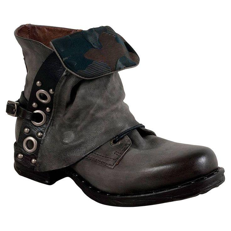 A.S.98 Scanlon Women's Combat Boot