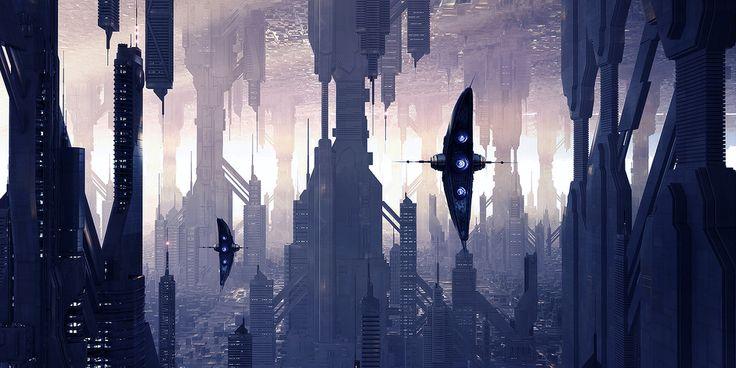 Reverse by Jean-François Liesenborghs | Sci-Fi | 3D | CGSociety