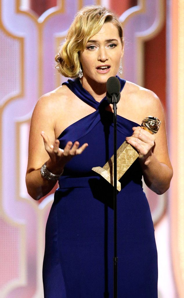 Golden Globes 2016 Winners: The Complete List Kate Winslet , Golden Globes Winners