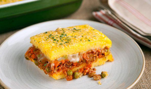 Polenta Lasagna - In the Kitchen with Stefano Faita