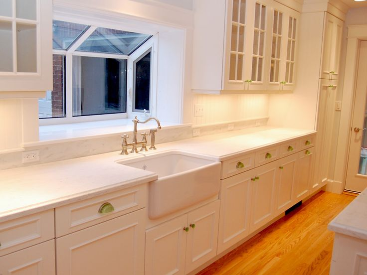 Most Expensive Countertops : White maple cabinets with corian countertops very well