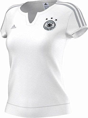 EUR 32,80 Adidas DFB Fanshop Deutschland Dfb Shirt Damen Wht/mtsilv, Größe Adidas:XXL adidas http://www.amazon.de/dp/B0018NJO5K/ref=cm_sw_r_pi_dp_a1oDwb1FHHZND