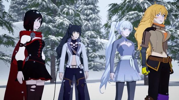 RWBY Volume 6 Chapter 2