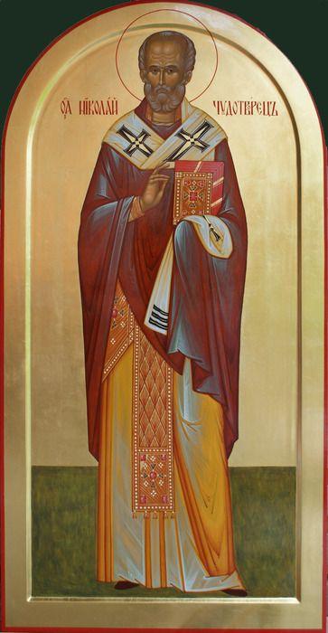 St Nicholas Myra  / Мерная икона