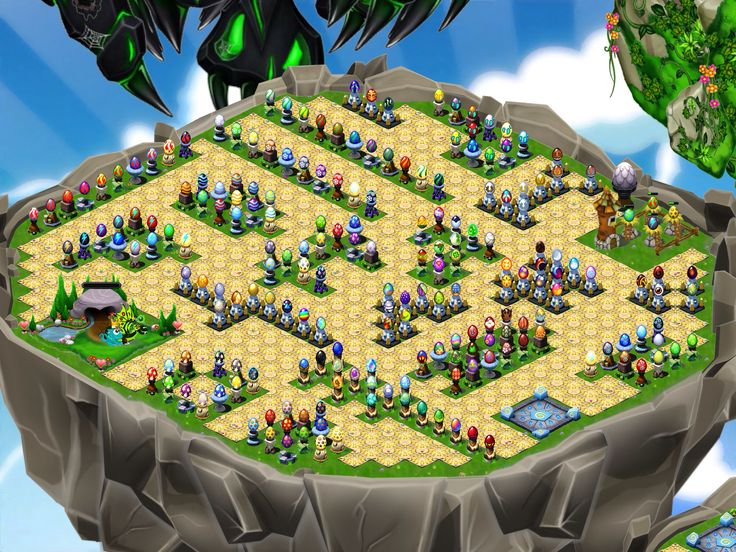 dragonvale hacked version