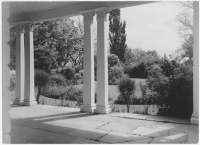 Calstock, Deloraine, Tasmania; Unknown; c. 1960s; TSO00017882 - National Trust of Australia (Tasmania) on eHive  I THINK the architect was William Archer... or was it the famous John Archer?  Will continue investigations.