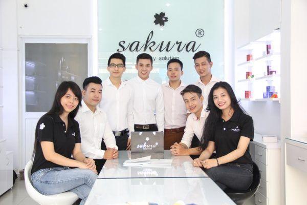 Tìm địa chỉ showroom mỹ phẩm Sakura Hà Nội - Mỹ phẩm cao cấp Sakura - Hệ thống Showroom Sakura chính hãng