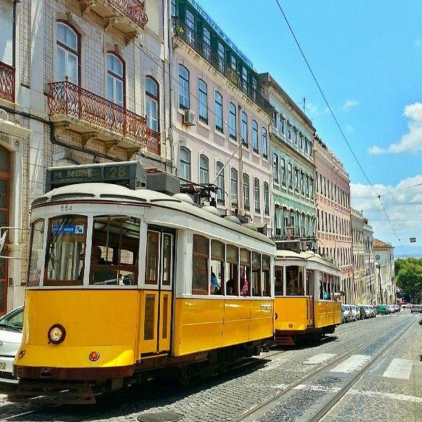 Lisboa ve městě Portugal