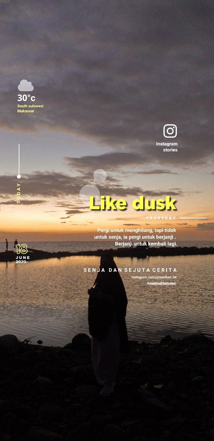 Pin Oleh Nur Illiyyin Di Art Di 2020 Inspirasi Tipografi Tipografi Instagram
