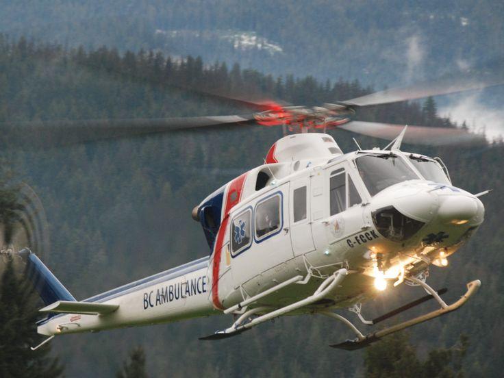 British columbia air ambulance ambulance air british